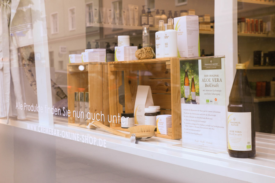 Cremebar Beauty Store München